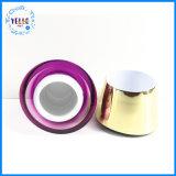 Косметический Jar упаковка роскошь крем акриловый кувшин блендера