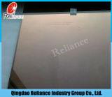 glace r3fléchissante grise foncée en verre en verre de 3.5-10mm Ce/ISO/construction/flotteur/glace teintée