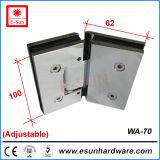 Dobradiça ajustável resistente nova de um Frameless de 135 graus (ESH-202B-AD)