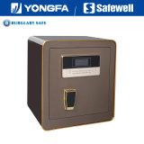 Brandkast van de Inbraak van de Vertoning van Yongfa BS-Jh45blm LCD de Elektronische