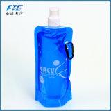 Food Grade портативный складной пластиковые бутылки воды