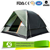 Skb-4A003 2 personne toile tente de camping pour voyager avec un service professionnel