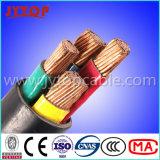 1kv PVC Câble, PVC câble d'alimentation avec certificat CE