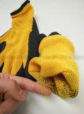 Сад латекса Coated/работая перчатки безопасности