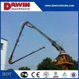 Auto de elevación hidráulica del suelo de hormigón de la torre colocando Boom 29m 33m sin el contrapeso a la venta