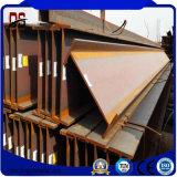 Acciaio laminato a caldo del fascio di H per la costruzione d'acciaio della struttura
