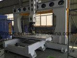 CNCの木工業機械装置3Dの彫刻家