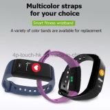 De Slimme Armband van de Manchet van Bluetooth van de Armband van de Drijver van de geschiktheid K17s