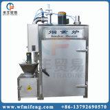 Dampf-Heizungs-Huhn-Rauch-Maschine