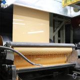 PE/PVDF 0,9 mm d'épaisseur de revêtement en aluminium de couleur en relief le stock de bobine
