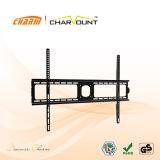 Klassische flache örtlich festgelegte Fernsehapparat-Wand-Montierungs-Hochleistungshalter für Verkauf (CT-PLB-5034)