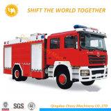 販売のためのShacmanのブランドの消火活動のトラック/普通消防車