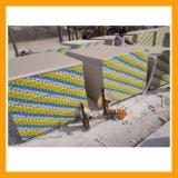 Placa de yeso Dampproof Panel del techo con 12mm de grosor