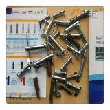 Renfort d'échafaudage flip lock en acier de la broche de verrouillage