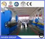 WC67Y-80X2500 de hydraulische Buigende Machine van de Plaat van het Staal met E21 Systeem