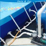 Tamanho 10 * 10 * 1.32m para cerca de 15 pessoas Natação Metal Frame Pool