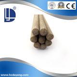 2.5*300mm 3.5*350mm de acero templado al carbono de electrodos de soldadura E7018