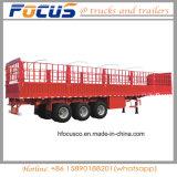 China 40 toneladas jogo transporte a granel semi reboque para venda