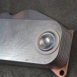 Veículo Weichai 61500010334 partes separadas do arrefecedor de óleo