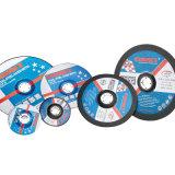 Нажата Центральный режущий колеса для металла (125 X3.2X22.2мм) абразив с Мпа сертификатов