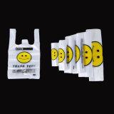 عادة تصميم علامة تجاريّة طباعة قابل للتفسّخ حيويّا يموت بلاستيكيّة قطعة [ب] [شوبّينغ بغ]