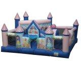 Campo da giuoco rimbalzante gonfiabile trampolino/del castello