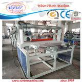 Machine van de Uitdrijving van de Lopende band van de Raad van het Schuim van Celuka van de Korst van pvc de Plastic