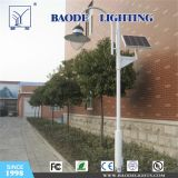 Lumière de rue solaire à LED à bras simple de Noël (BDTYN09)