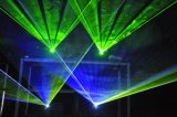 Mini Laser Light Stage 2W RGB para Disco