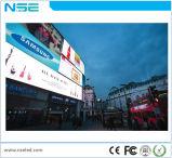 Sng Outdoor SMD3535 P5mm Affichage de la publicité de l'écran LED