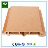 Экструзионный древесины и Композитный пластик WPC стены оболочка для использования вне помещений на стену дома