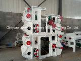 Polyester und Demin Gewebe bereiten Maschine mit Schwachstrom auf