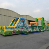 Saleのための熱いSelling InflatableエジプトObstacle Course