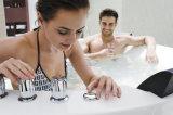 L'intérieur portable Sexy Hot baignoire baignoire de massage romantique (M-2057)