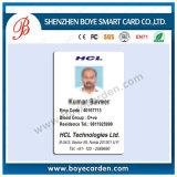 Cartão de RFID de 13,56MHz de cartão livre / cartão de identificação de estudante da escola