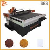 Plotter de corte de la máquina para cuero, papel 1214