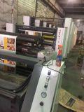 기계를 인쇄하는 물결 모양 상자 Flexography