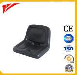 Ventas al por mayor impermeabilizan los asientos negros de la segadora de césped del tractor del PVC con precio de fábrica