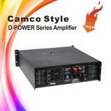 Amplificador audio profesional del canal de la serie 2 del Ca