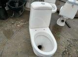 Articles sanitaires en céramique 100mm Rugueux-dans la toilette de courroie vers le Pakistan