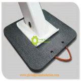 UHMWPE 다양성 색깔에 있는 기중기 아우트리거 패드를 위한 플라스틱 까만 기중기 아우트리거 패드 /PE 장
