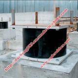 Сейсмические изоляции (используется на базе строительных конструкций)