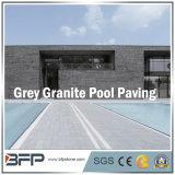 Granito grigio che pavimenta le mattonelle per fare fronte/raggruppamento Surrouding/raggruppamento Surrouds della piscina