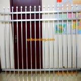Barriera di sicurezza saldata metallo galvanizzata resistente
