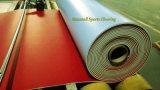 탁구 이용된 플라스틱과 비닐 PVC 스포츠 마루청을 깔기