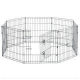 Проволочной сетке ящик для собак