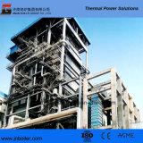 発電所の企業のためのASME/Ce/ISO 95t/H CFB Boimassのボイラー