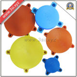 Capuchons et protections en plastique à bride de trou percé (YZF-C48)