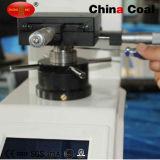 Eléctrico de sobremesa Metal Plástico probador de dureza