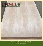 Certificat FSC 4*8 Poplar Contreplaqué de noyau commercial pour la décoration